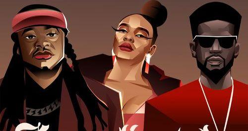 Download Philkeyz Complicated Ft Yemi Alade & Bisa Kdei MP3 Download
