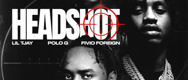 Download Lil Tjay Ft Polo G & Fivio Foreign Headshot MP3 Download