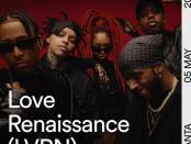 Love Renaissance LVRN 6LACK & Westside Boogie Ft BRS Kash OMB Bloodbath & NoonieVsEverybody LVRN Cypher MP3 Download
