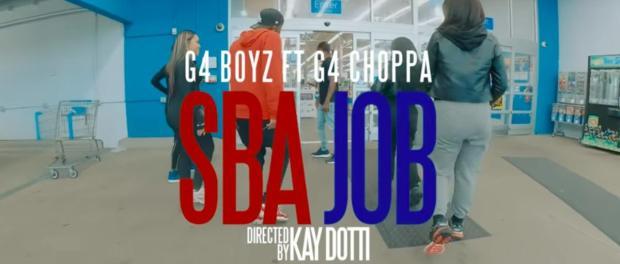 Download G4 Boyz Ft G4 Choppa SBA Jobs Mp3 Download