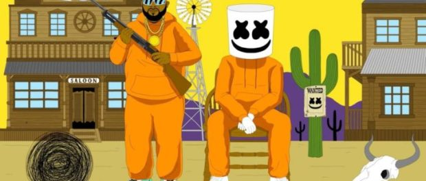 Download Marshmello Back In Time MP3 Download