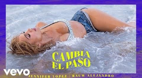 Download Jennifer Lopez & Rauw Alejandro Cambia el Paso MP3 Download