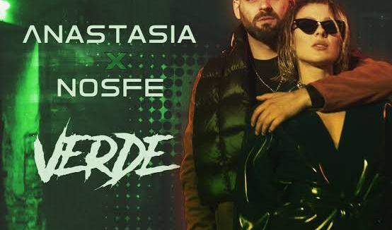 DOWNLOAD MP3: Anastasia – Verde Ft. NOSFE – 360media.com.ng song