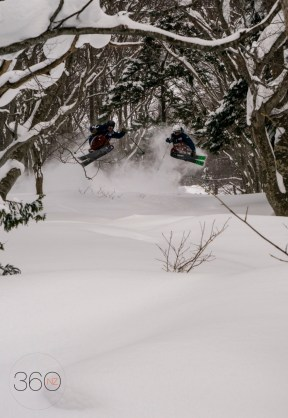 Torin Yater-Wallace and Aaron Blunck