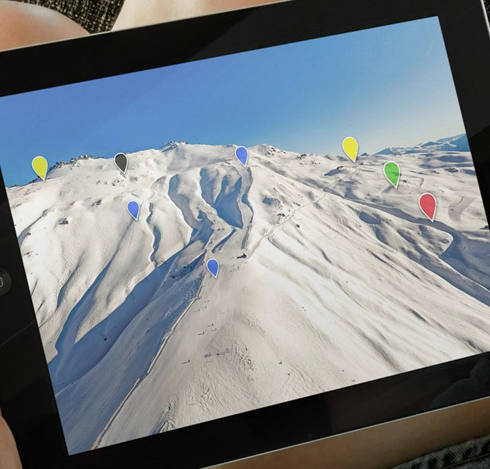 Treble Cone Ski Resort Virtual Tour