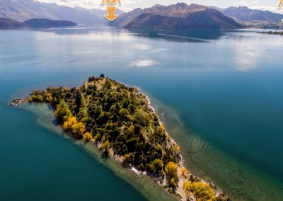 Wanaka Aerial Virtual Tour