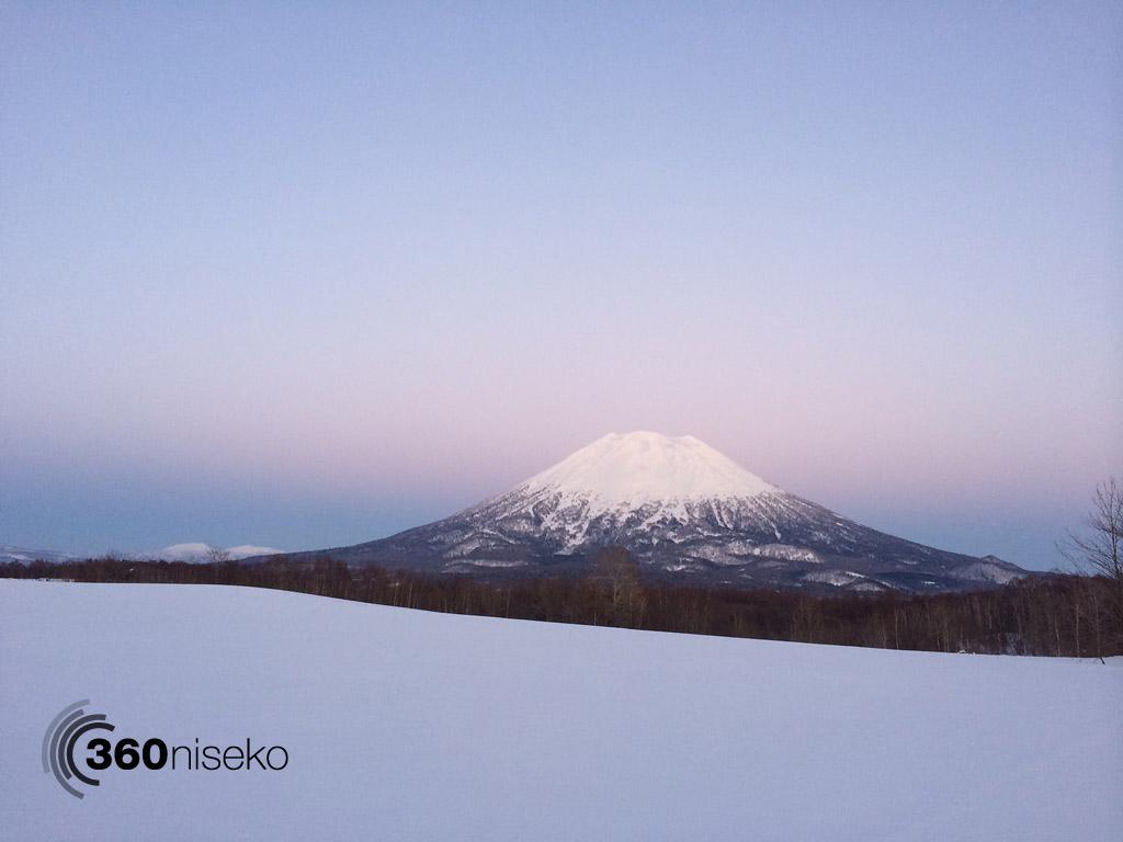 Mellow Mt.Yotei, 19 March 2014