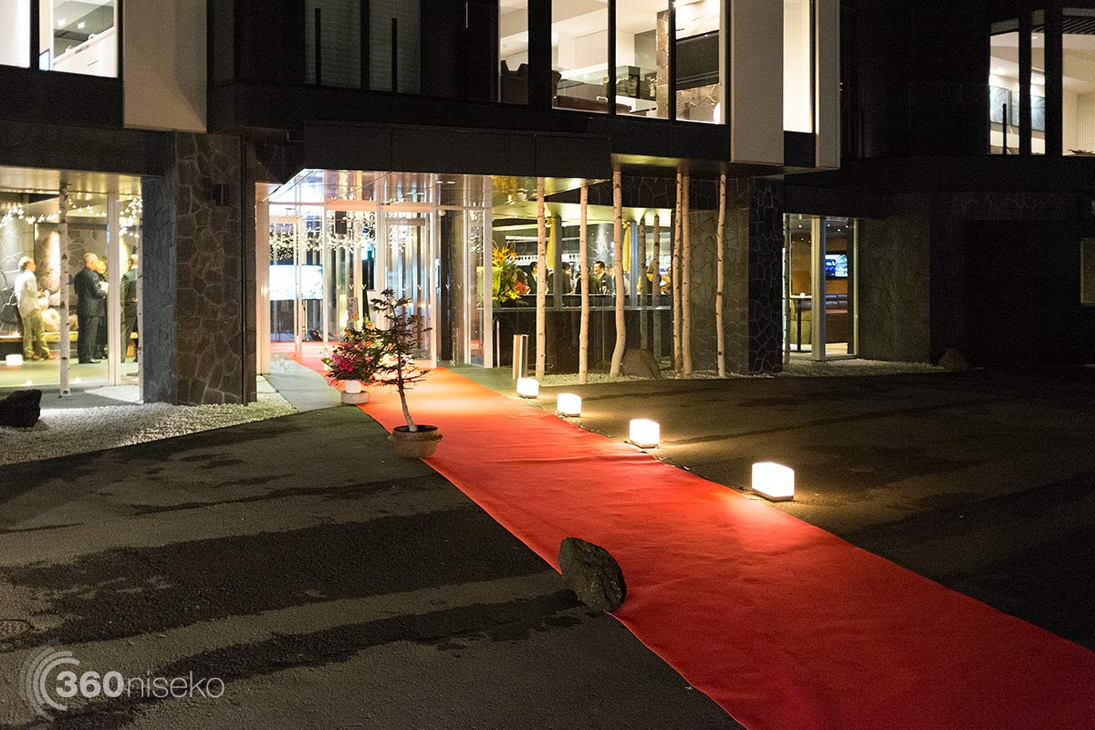 The Vale gets the red carpet treatment