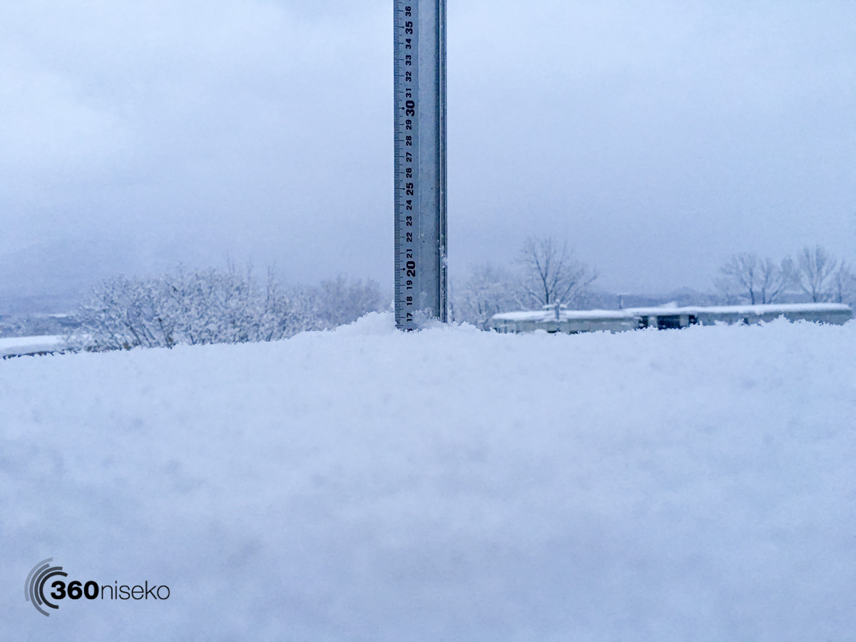 Niseko Snow Report, 6 January 2016