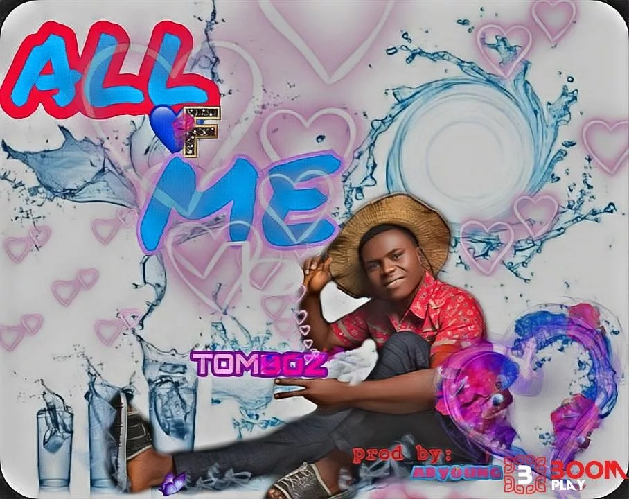 Tomboz – All of me