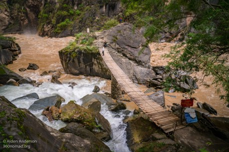 Tiger Leaping Gorge Rock