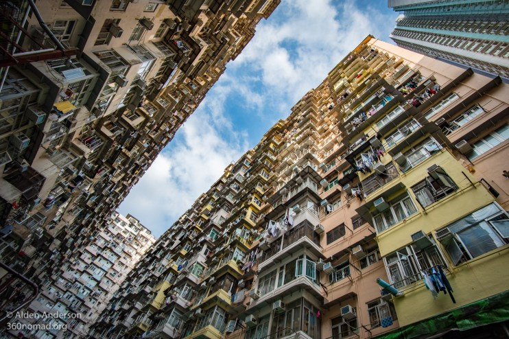 Hong Kong Monster Building Day 03