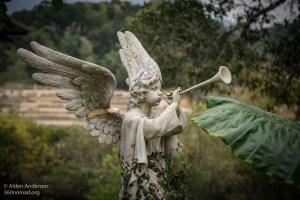 Angel Statue 360nomad.org (Yim Tin Tsai — Hong Kong's Ghost Island)