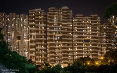 Dragon Holes of HongKong