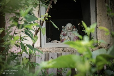Yim Tin Tsai Building Buddha 360nomad.org