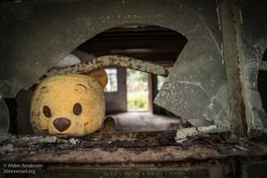The windows have eyes (Yim Tin Tsai — Hong Kong's Ghost Island)