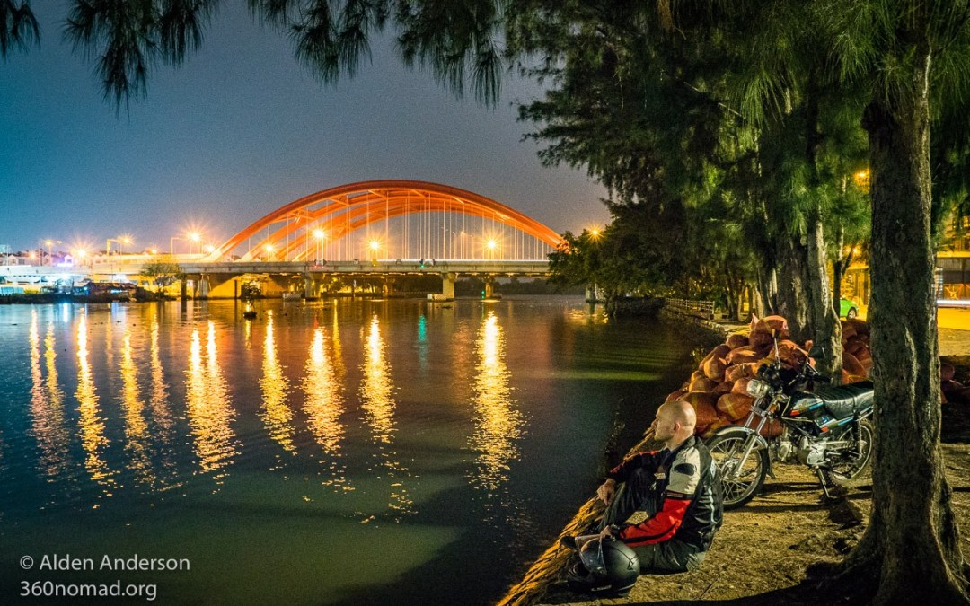 Ong Lon Bridge Saigon - District 7