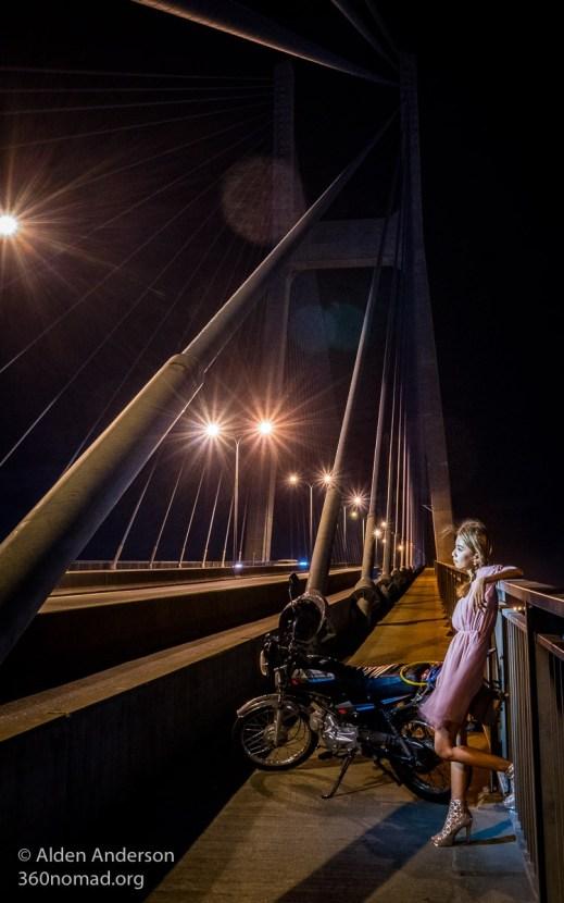 Phu My Bridge, Ho Chi Minh City - Saigon
