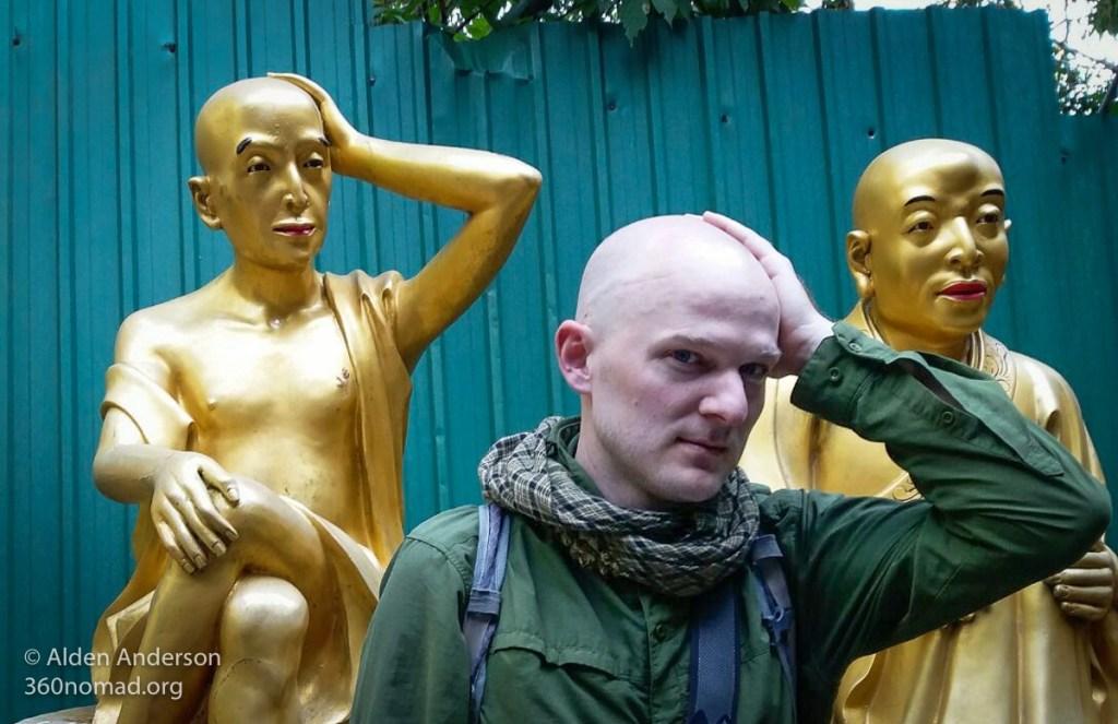 10000 buddhas Alden