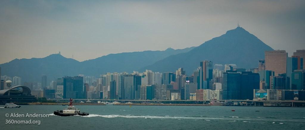 Quarry Bay Promenade Hong Kong