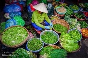 Hoi An Morning Market (10 Best Instagram Spots in Hội An Old Town)