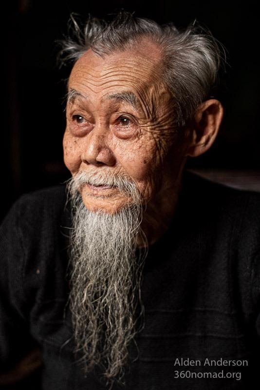 Hoanh Story of Hoi An Beard
