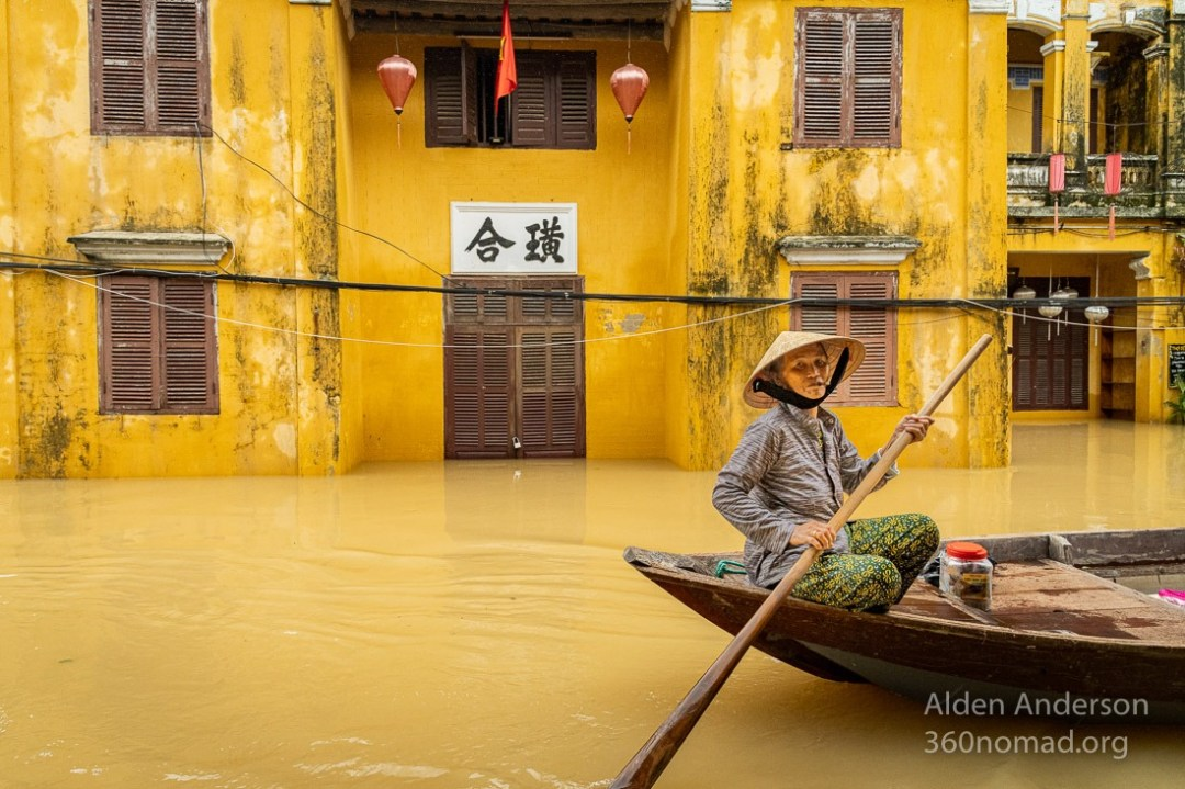Hoi An Flooding 2020