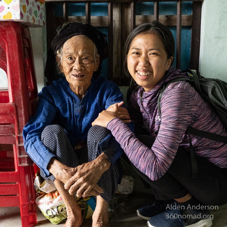 Sam and Trinh, Hoi An