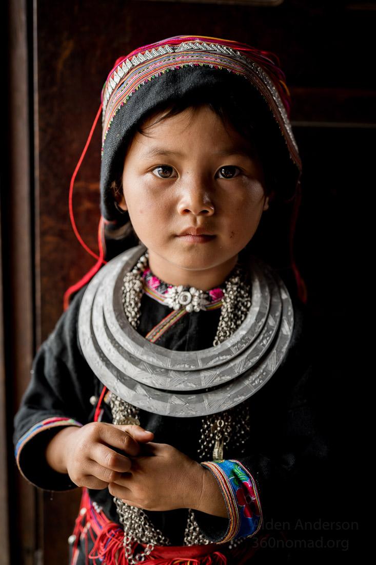 Dao Ethnic Group Ha Giang Vietnam
