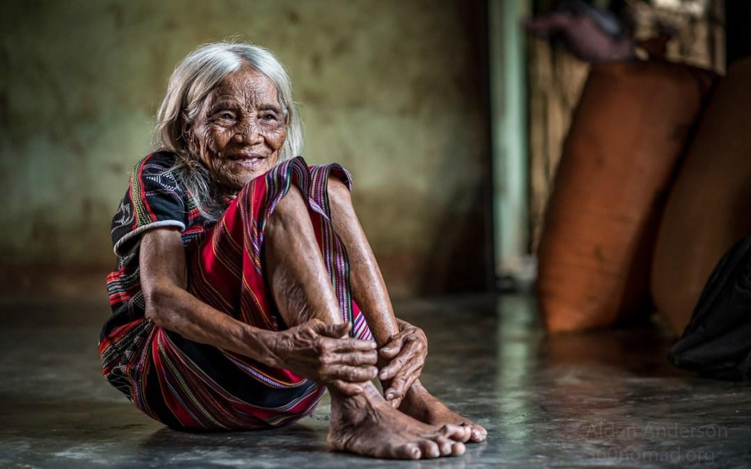 Pra, Ta Oi Ethnic Group, Vietnam