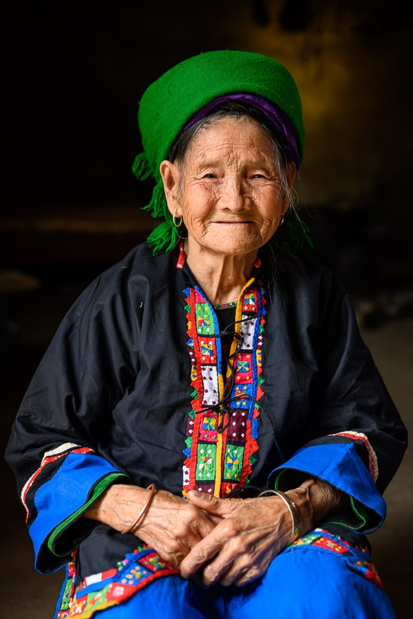 Pu Peo Ethnic Group Vietnam