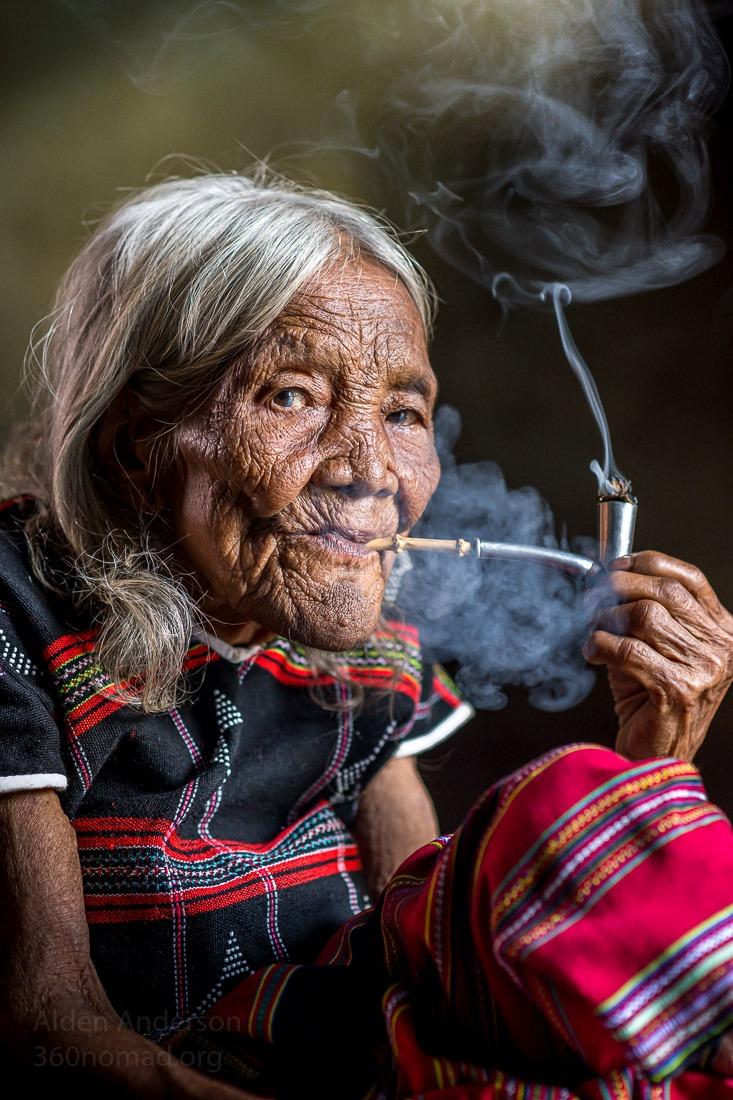 Tao Oi Vietnam Portrait