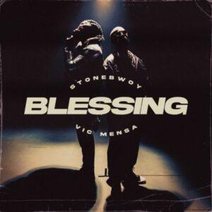 Stonebwoy Ft. Vic Mensa – Blessing, MUSIC: Stonebwoy Ft. Vic Mensa – Blessing, 360okay