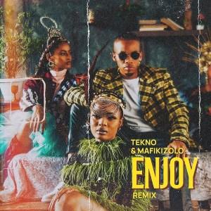 Tekno Ft. Mafikizolo – Enjoy (Remix), MUSIC: Tekno Ft. Mafikizolo – Enjoy (Remix), 360okay