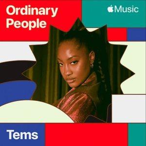 Tems – Ordinary People, MUSIC: Tems – Ordinary People (Cover), 360okay