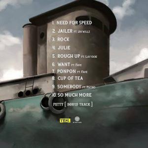 Olamide - Uy Scuti, ALBUM: Olamide – UY Scuti Ep, 360okay