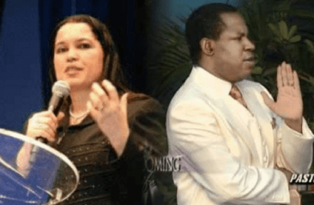 pastor chris and anita oyakhilome