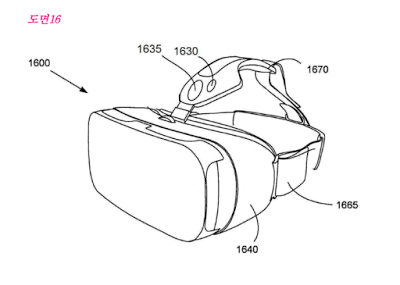 Rumor: patent reveals positional tracking plus face- and eye-tracking for Samsung Gear VR