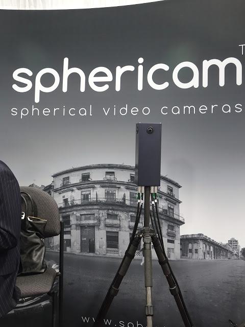 CES 2017: Sphericam update
