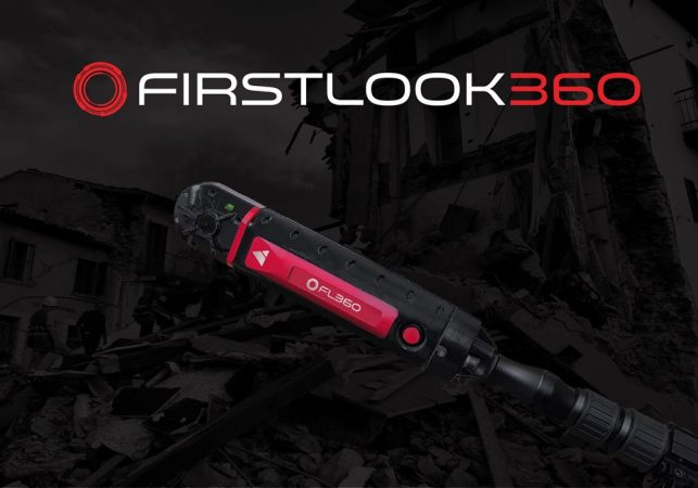 FirstLook360 360 camera for rescue