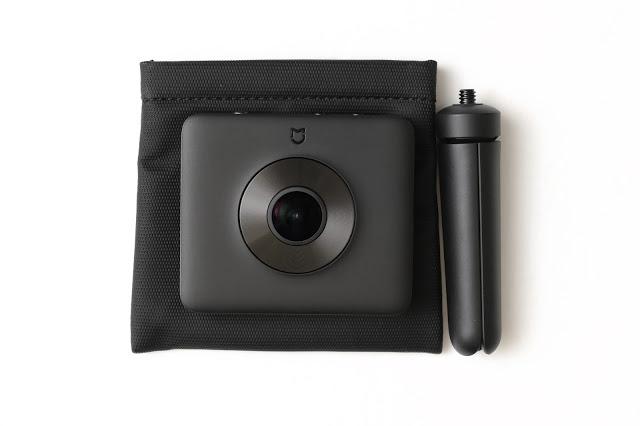 Xiaomi Mijia Mi Sphere 360 camera (c) 360rumors.com