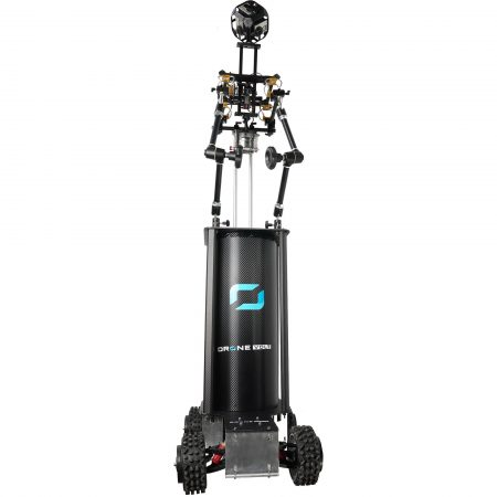 Drone Volt Janus VR Bot remote controlled dolly for 360 camera rig