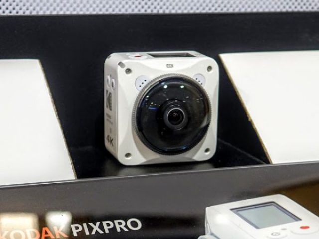 Kodak PIXPRO Orbit360, aka 4KVR360