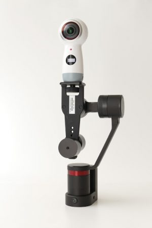 Moza WK: the first wearable 360 gimbal