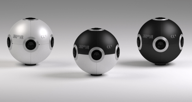 360dVR is a 5K 360 camera for as low as $799