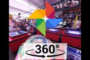 Google Photos now plays 360 videos