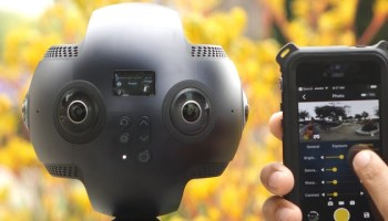 Insta360 Pro quick start guide / tutorial: you won't believe how