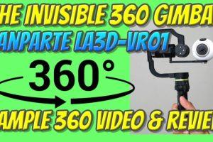 Lanparte LA3D-VR-01 review and sample 360 video