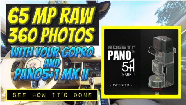 Pano5+1 Mk II review, sample, and tutorial
