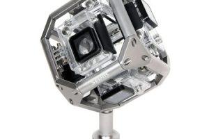Selens 360 camera rig for GoPro